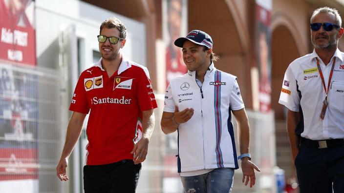 """Massa: """"Zou mij niet verbazen als Vettel ervoor kiest om te stoppen"""""""