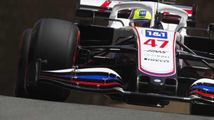 Schumacher anticipates Haas engine change