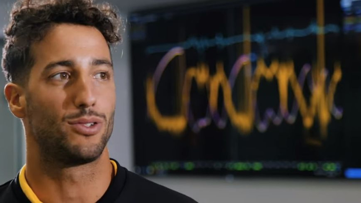 Ricciardo expects Renault boost: 'Data to support that'