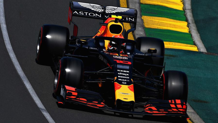 Honda deliver update after Gasly loses power in FP2