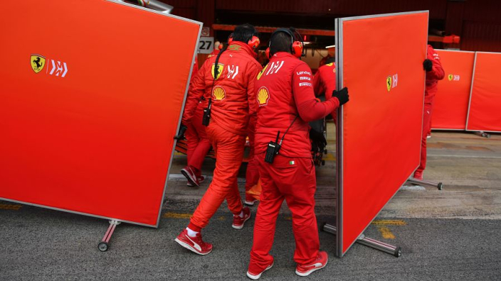 Reports: Ferrari to face a difficult 2020 season