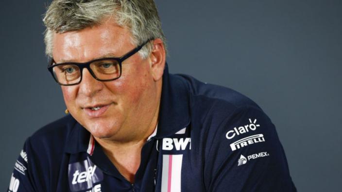 Force India: 'Red Bull Racing uitdagen voor derde plaats in 2019'