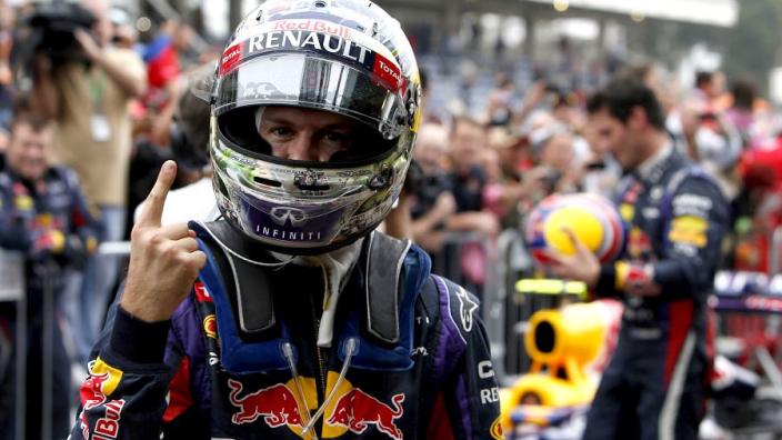 Vettel not an option for Red Bull