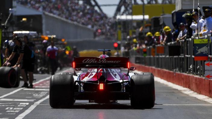 """Räikkönen: """"Auto gedroeg zich de afgelopen races zeer vreemd"""""""