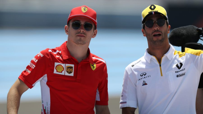 "Ferrari ""in a bit of a spot"", has Ricciardo dodged a bullet?"