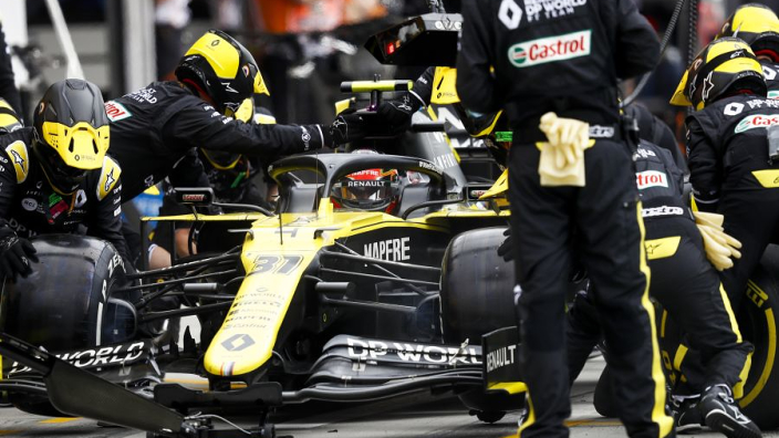 Renault optimistic for points despite struggling in qualifying
