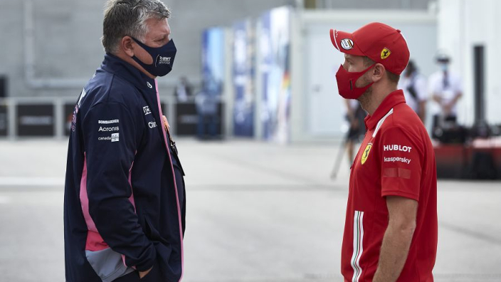 "Showing Vettel ""the love"" will lift Aston Martin - Szafnauer"