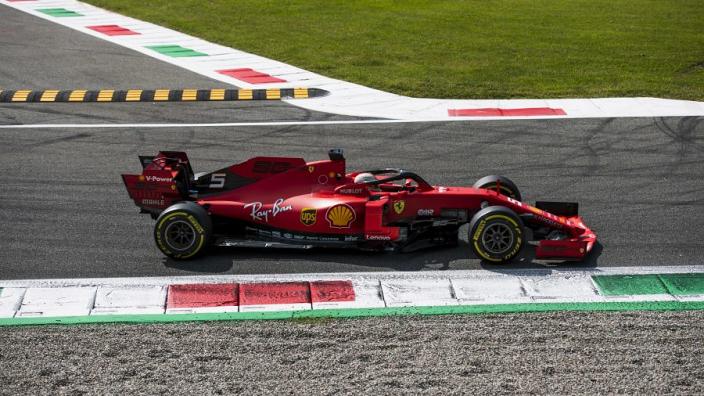 Dit is waarom Sebastian Vettel een hogere straf kreeg dan Lance Stroll op Monza