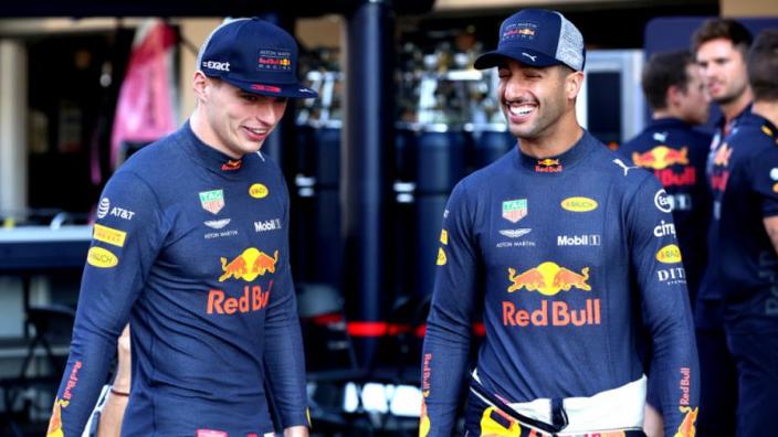 Damon Hill: 'Ricciardo kon voorkeurspositie Verstappen niet verkroppen'