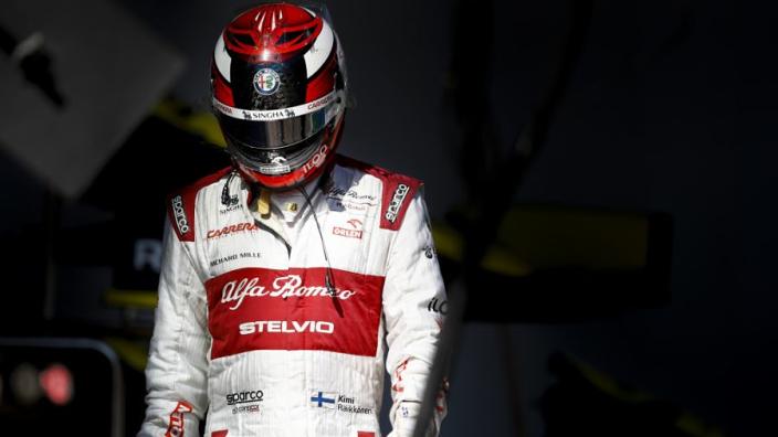 Motivation to determine Raikkonen future - Alfa Romeo