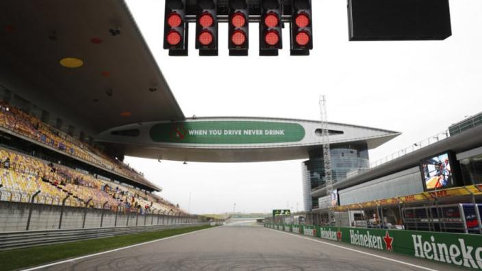 F1 Still Hopeful Of Chinese Gp Minor Hurdles Holding Up Portugal Gpfans Com