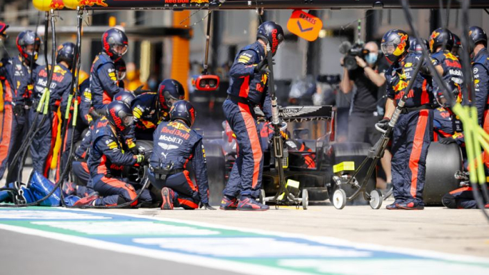 Alfa Romeo doorbreekt pitstop-dominantie Red Bull Racing