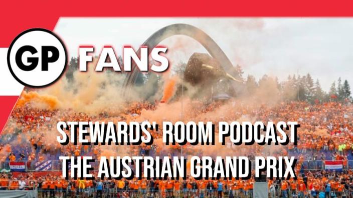 Verstappen dominant as the Australian GP falls - GPFans Stewards' Room Podcast!