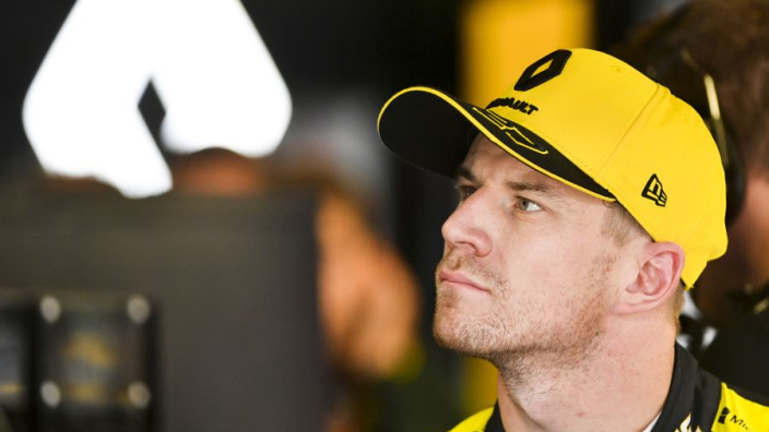Hulkenberg accepts chance of F1 exit