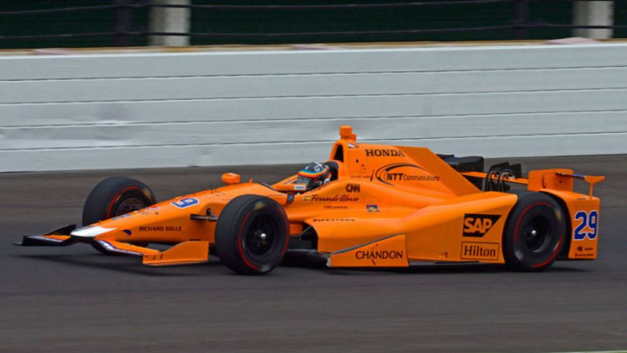 Alonso returns to Indy 500 with 'unfinished business'
