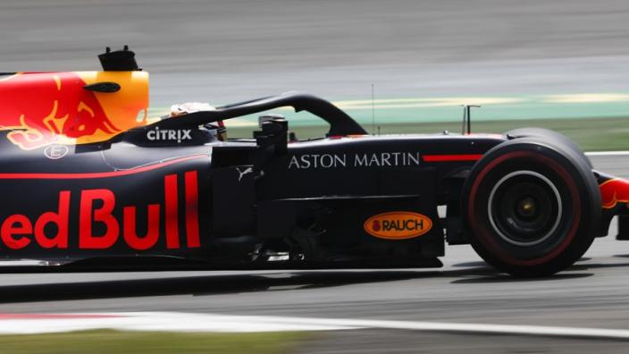 Red Bull-bolide van Max Verstappen nu al gespot in Zandvoort