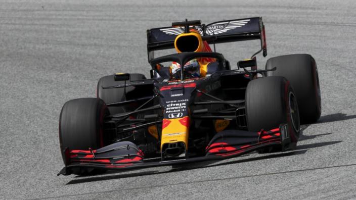 "Verstappen: Red Bull is ""just too slow"""