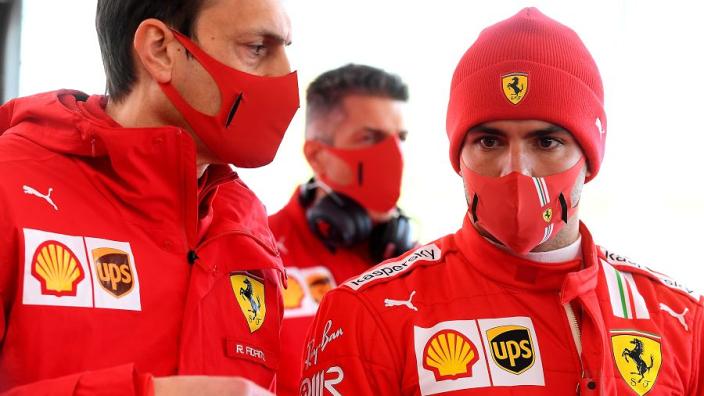 "Ferrari ""no better place"" for Sainz to win F1 world titles"