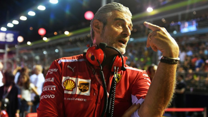 Arrivabene shoulders responsibility for Ferrari failings