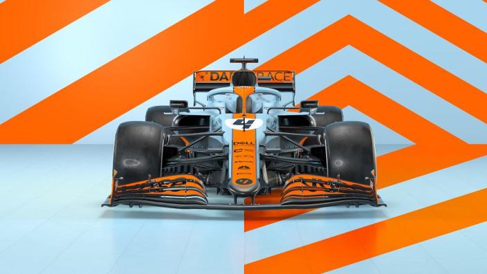 McLaren onthult verbluffende Gulf-livery voor de Grand Prix van Monaco