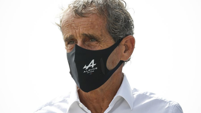 Prost would quit F1 if reverse grids were imposed