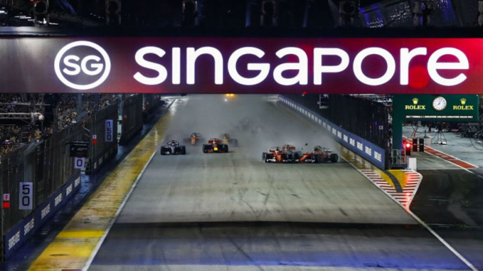 Singapore Grand Prix Weather Forecast: Repeat of 2017 rain chaos?