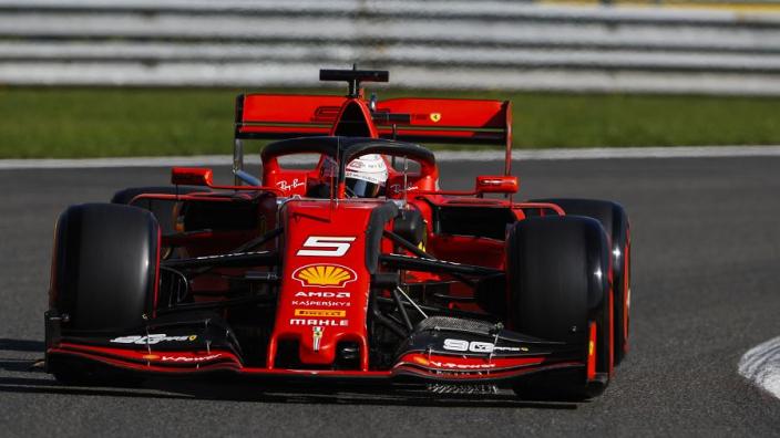 VIDEO: Belgian Grand Prix FP1 highlights