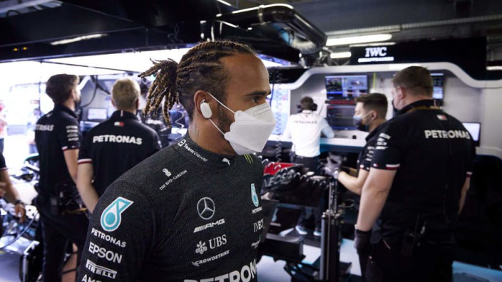 """Mercedes on a """"long journey"""" with Hamilton but no Russell announcement due - GPFans F1 Recap"""