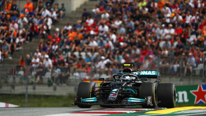 """Mercedes """"has work to do"""" to end Red Bull dominance - Bottas"""