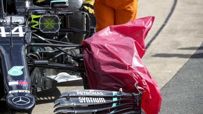 Bottas signs new Mercedes deal for 2021 Formula One season