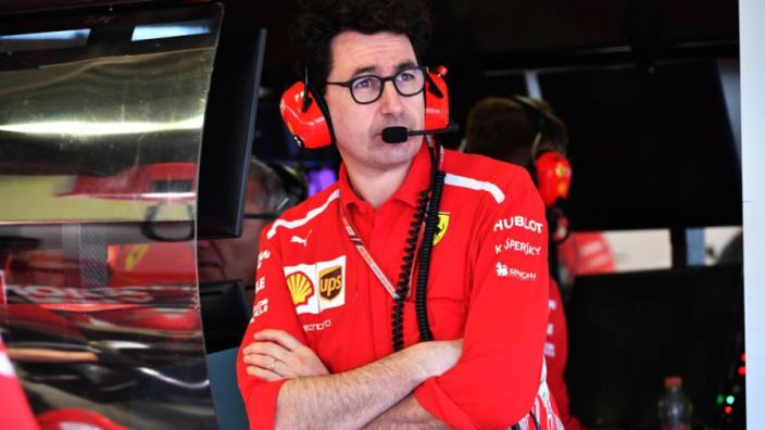 Ferrari admit attention could turn to 2021 if gap to Mercedes is too big