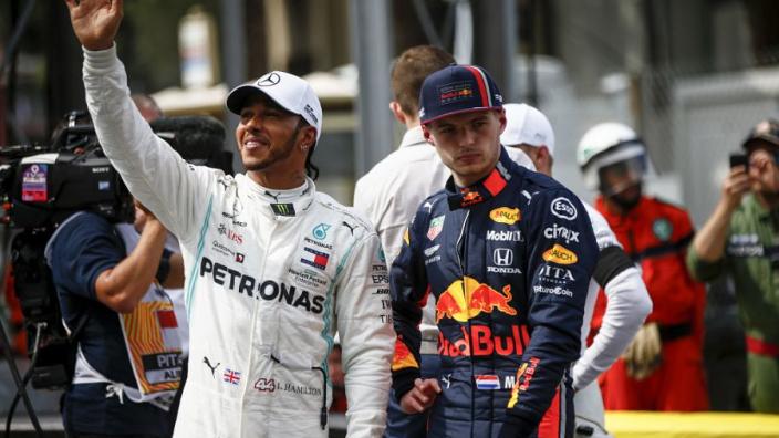 Hamilton warns Vettel, Verstappen & Bottas: 2019 average so far
