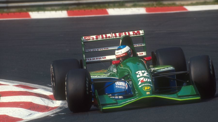 Schumacher - The incident that handed seven-time champion his debut