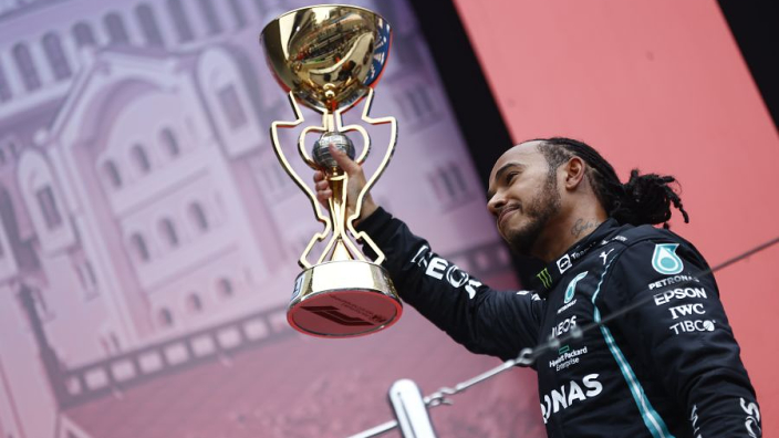Mercedes' mojo returns as future of F1 shines - What we learned at the Russian Grand Prix