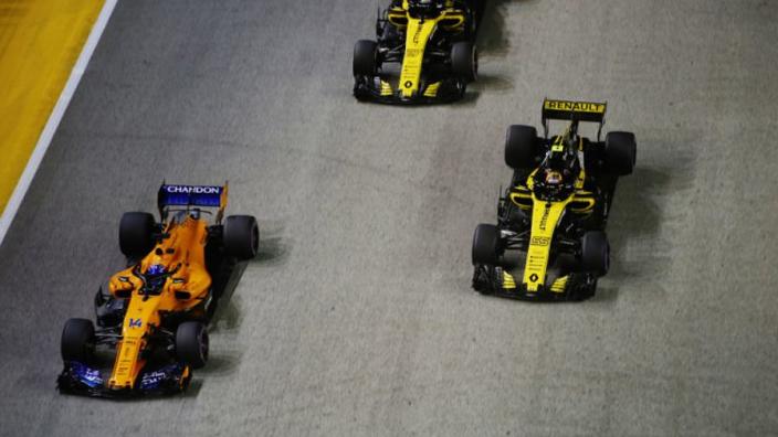 """Sainz sprak Alonso over MCL33: """"Verschil met Renault niet direct merkbaar"""""""