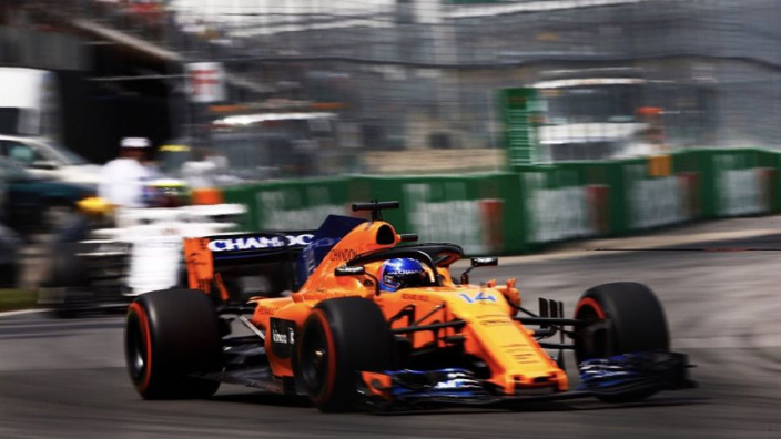 Alonso retires on 300th grand prix entry