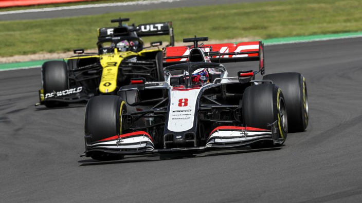"Grosjean: ""No regrets"" over British GP following stinging criticism"