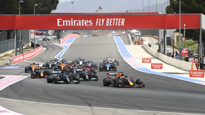 Why Verstappen's French excursion was no Bahrain repeat