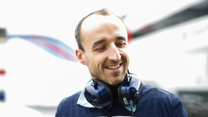 Kubica confident of handling modern F1 car