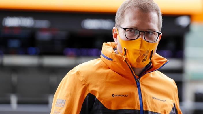 Seidl confident of McLaren improvement ahead of upgrades