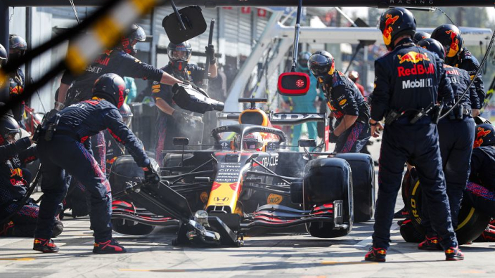 "Verstappen pit stop blunder that led to Hamilton crash revealed as ""human error"""