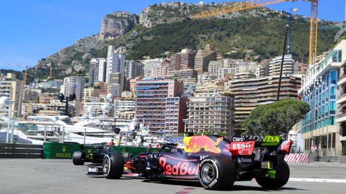 """Verstappen: """"Was zeker dat ik mijn eerste zege in Monaco niet ging weggooien"""""""