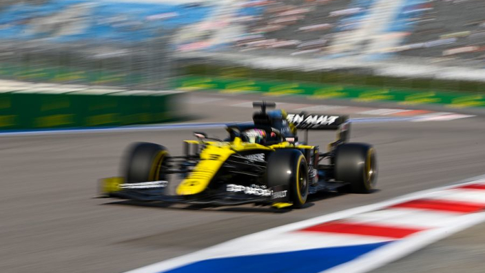 "Confident Ricciardo: ""I'm pretty much the guy to beat at the moment"""