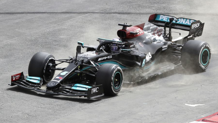 """Mercedes has """"work cut out"""" to overcome pace issues - Shovlin"""