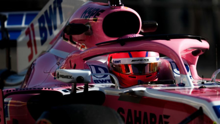 'FIA keurt naamsverandering van Force India naar Racing Point goed'