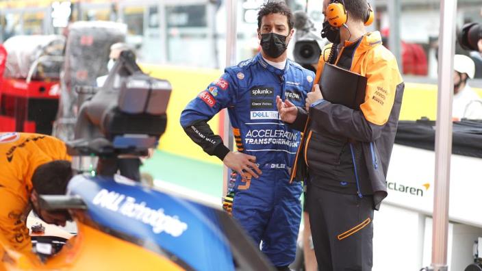 "Ricciardo to ""chip away"" at early season McLaren worries"