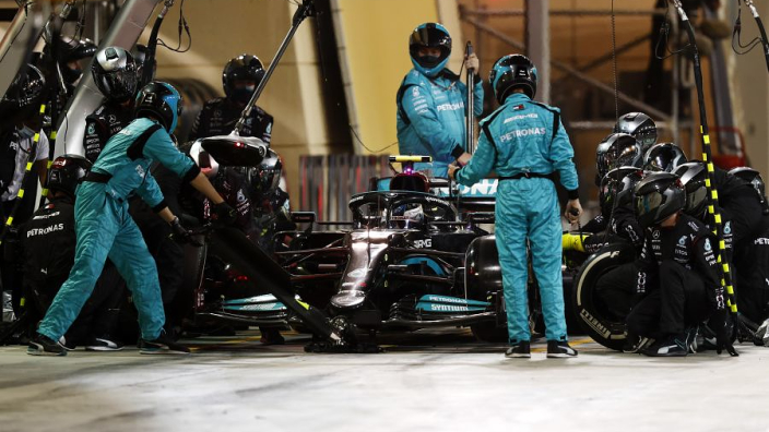 "Wolff dismisses Bottas' ""not quite normal"" Bahrain strategy claim"