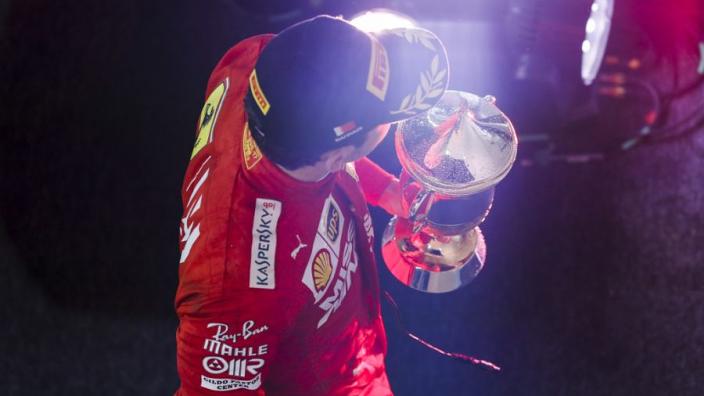 Christian Horner: 'Leclerc leverde een hele indrukwekkende prestatie'