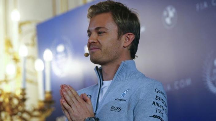 Rosberg over Pirelli: 'Zeven verschillende compounds niet goed en verwarrend'