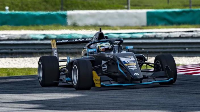 W Series champion Chadwick scores F3 Asia podium